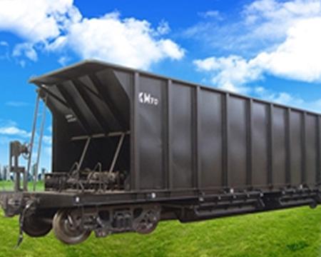 KM70煤炭漏斗车