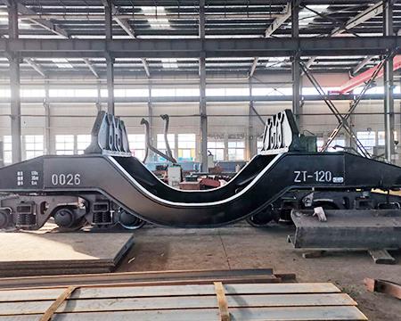 120t铁水车