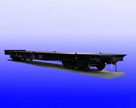 N100铁路平车