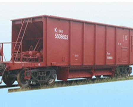 K13NK石渣漏斗车