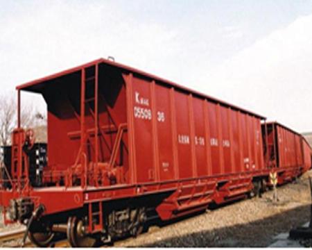 K18AK煤炭漏斗车