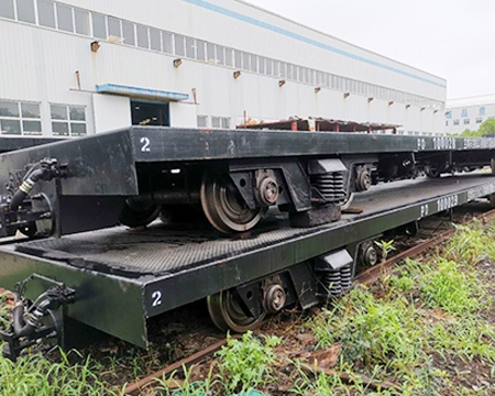 30t铁路平车